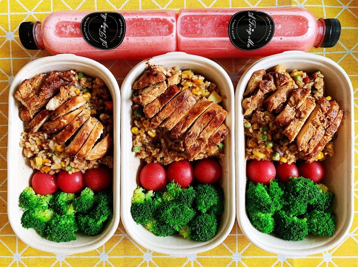 科学的减脂餐,牢记3个原则!附:一日三餐减肥食谱 减脂餐 第1张