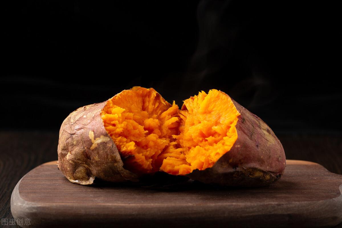 紅薯的升糖指數高達77,竟是糖尿病腎病患者最優主食?
