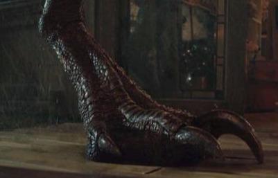 伶盗龙和《侏罗纪公园》中的迅猛龙,它们是同一种吗?
