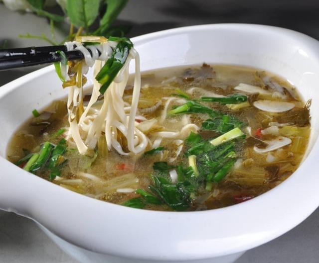 在陕西安康、铜川、长安、韩城人都吃什么面呢?