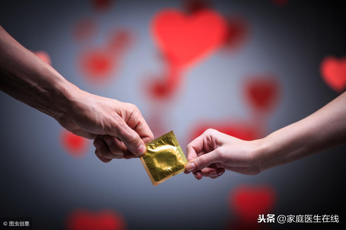 给女性提个醒,长期使用避孕套,5个麻烦不可忽