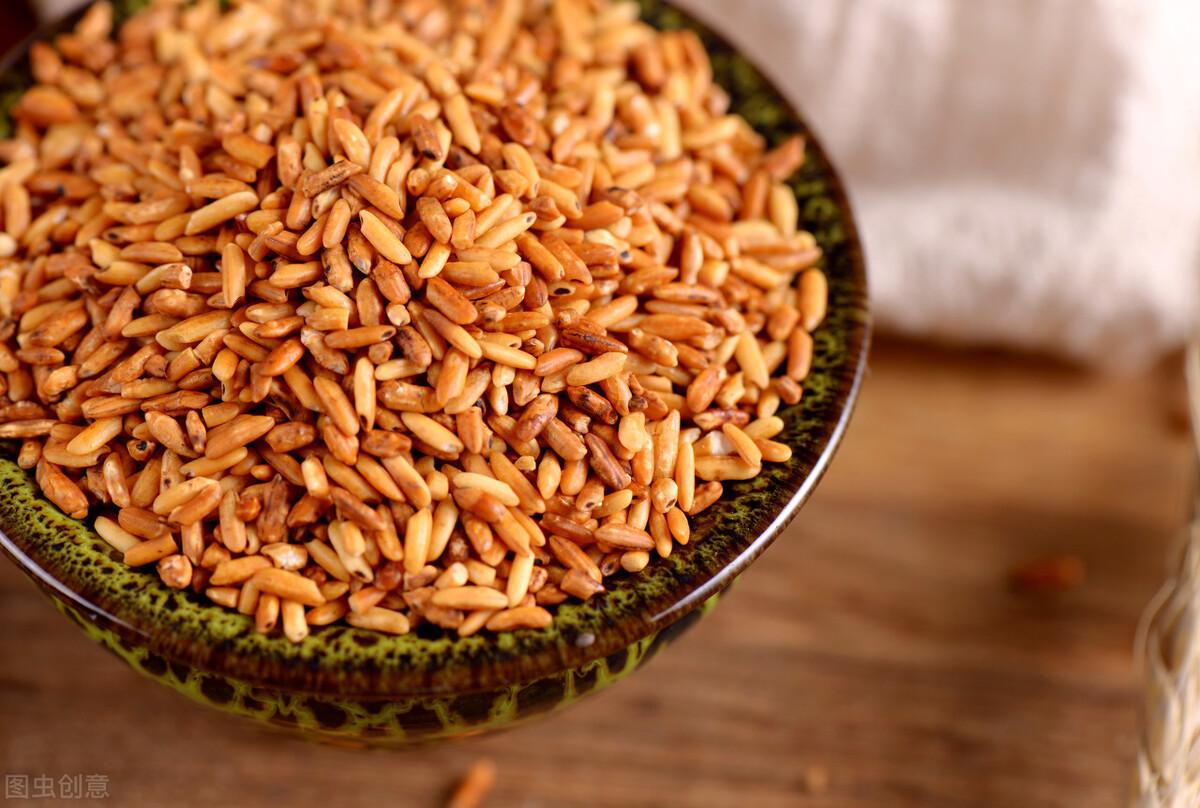 红豆薏米祛湿茶不能加大米,大米生湿?湿气重的人该怎样吃大米?