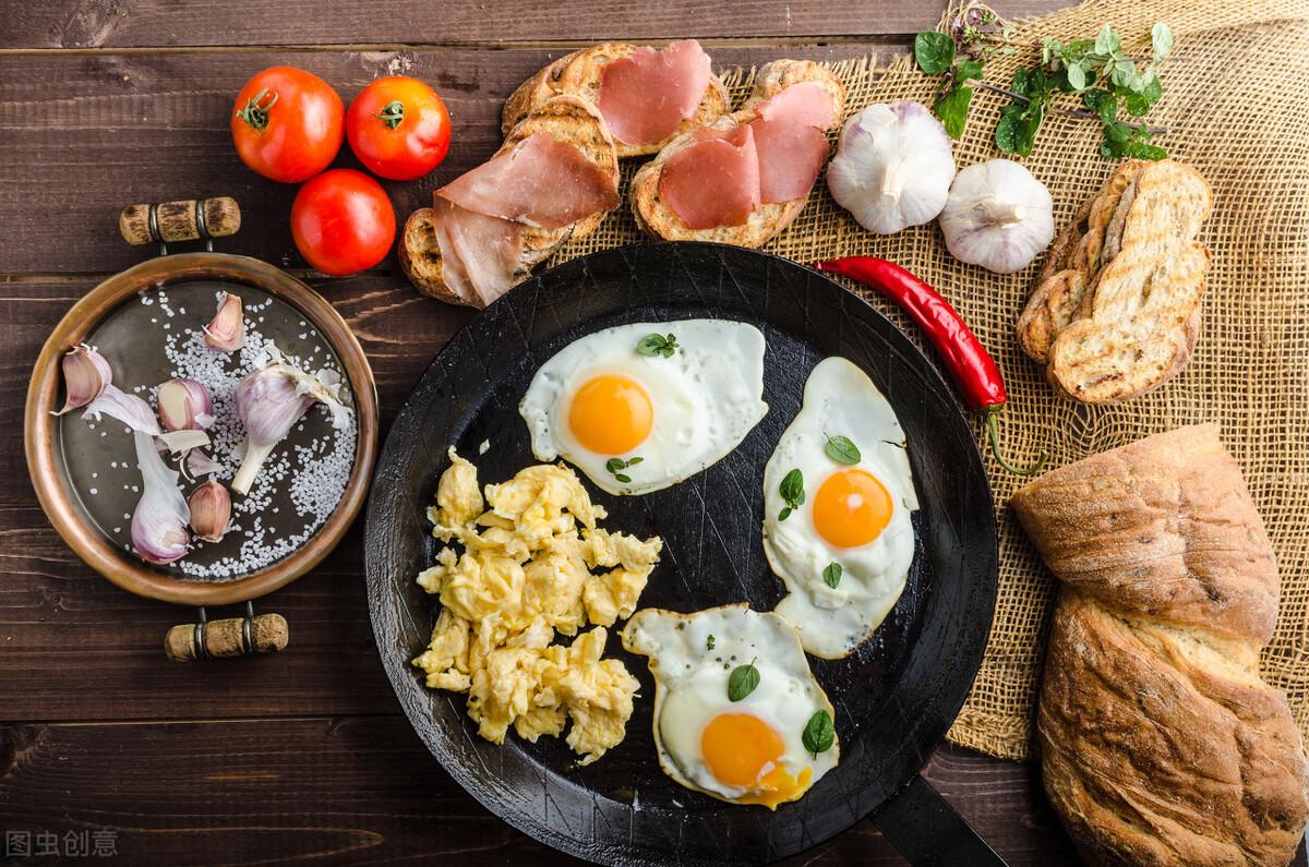 中老年人如何吃好早餐