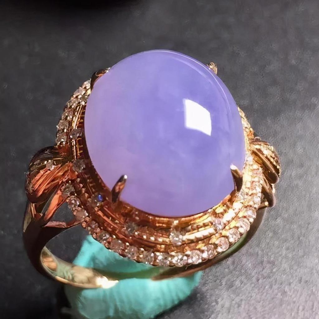 简单三步,教你判断紫罗兰翡翠的价值