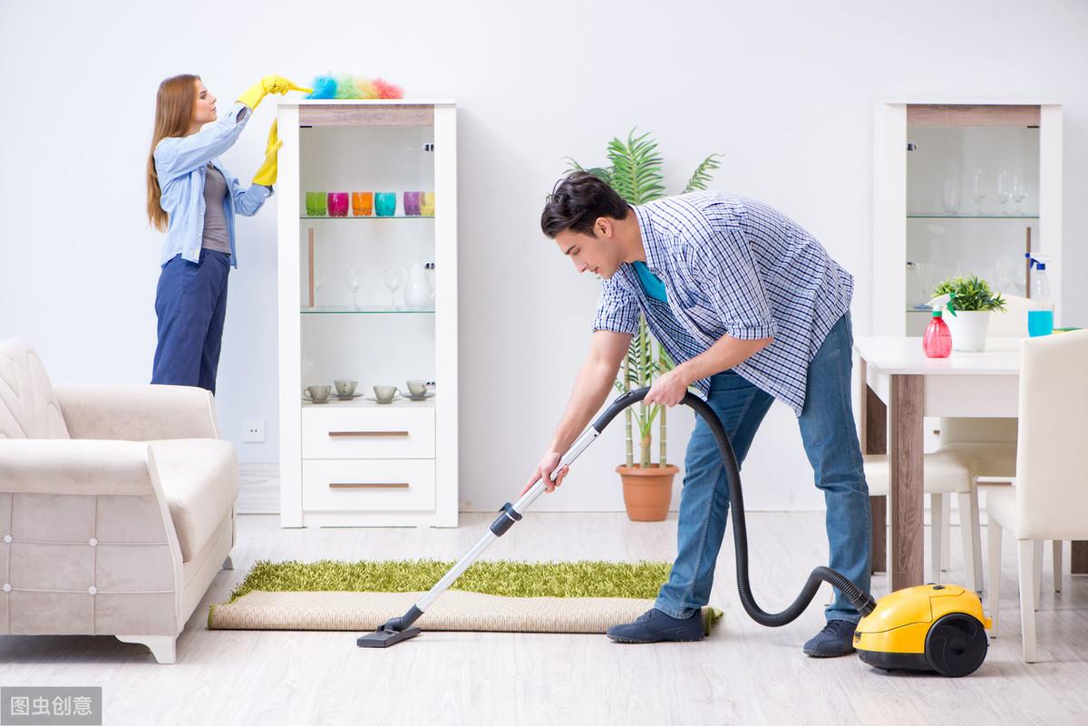 只想做肥宅,不想打扫卫生怎么办?学会这几招,从此爱上做家务 家务卫生 第5张