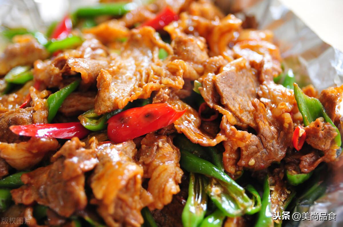 搭配米饭的十二道经典炒菜