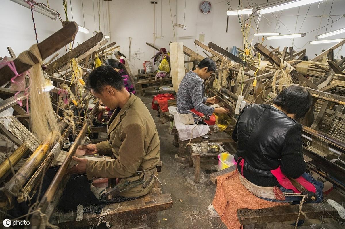 通过汉代提花机来看提花技术对世界科技史的影响