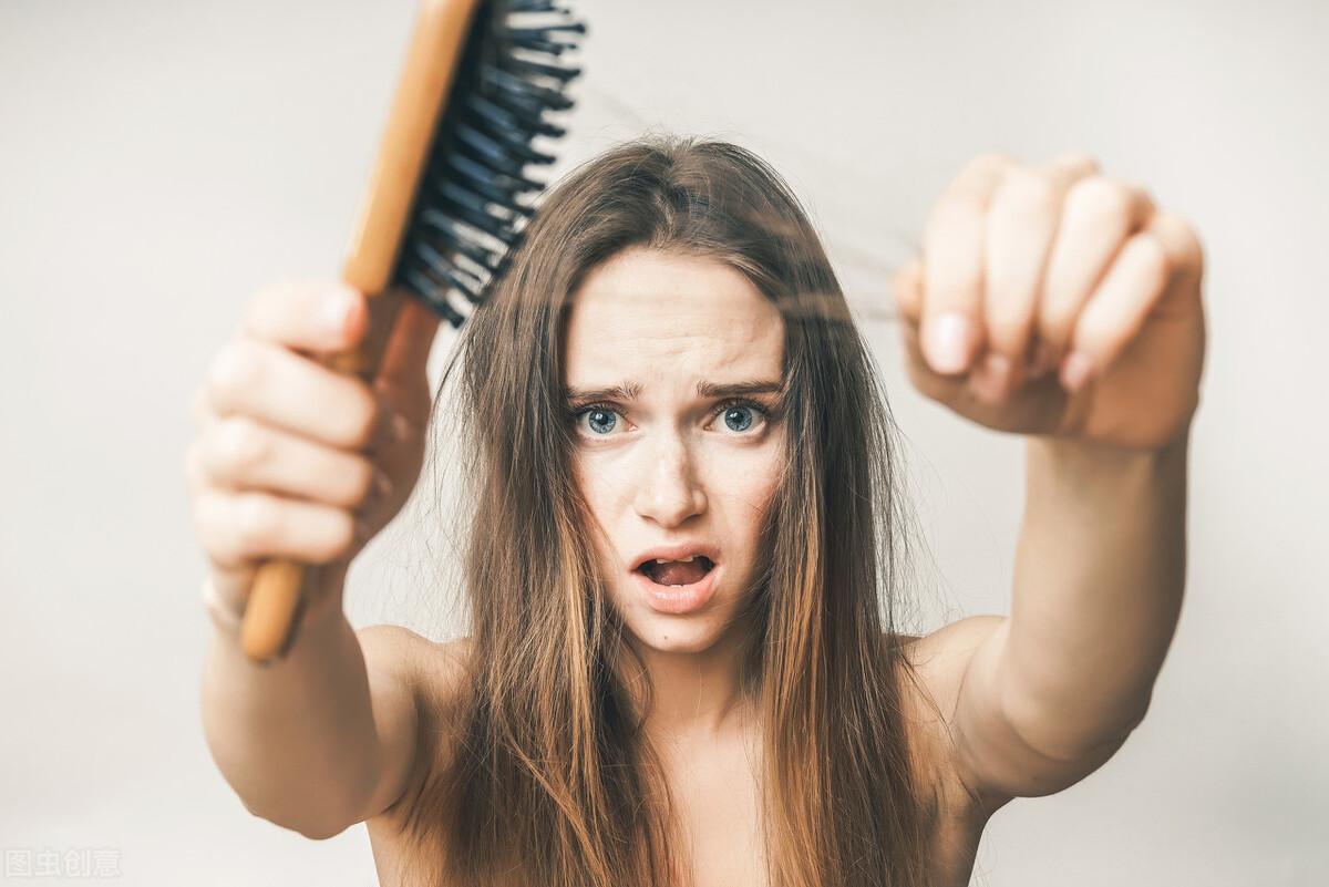 """冬季脱发都很严重?一般与营养""""4缺1多""""有关,不妨对号入座"""