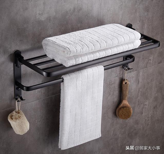 太空鋁浴巾架優缺點 和不銹鋼材質比如何!