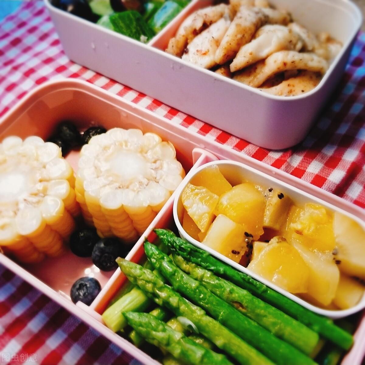 减脂餐应该怎么吃?一份减脂餐食谱,让你边吃边瘦下来 减肥菜谱 第2张