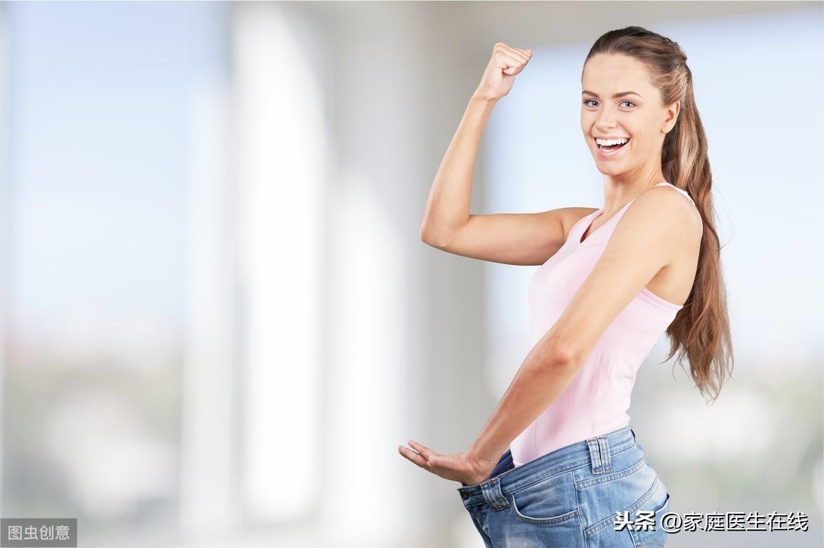 怎么减肥又不伤健康?教你4招不反弹的健康减肥方法