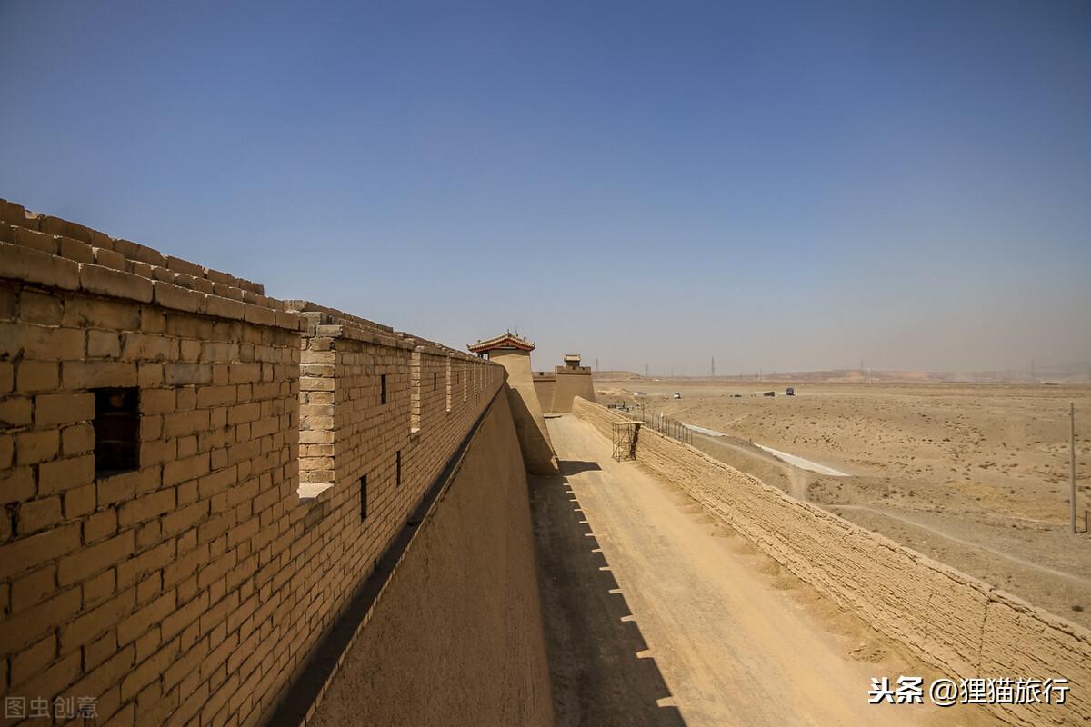 25万人口的甘肃省嘉峪关市,这里有天下第一雄关,还是戈壁钢城