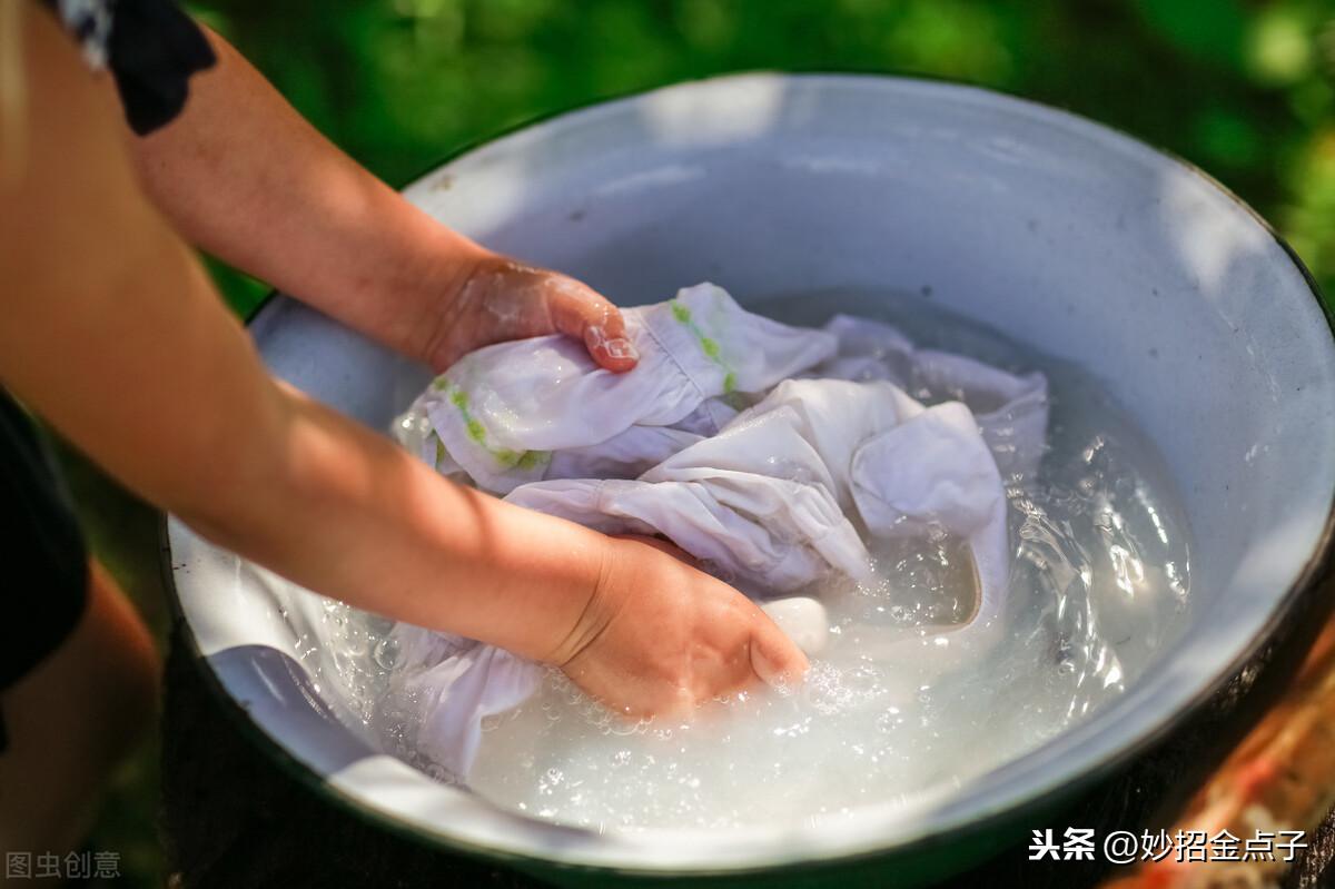 掌握清洗毛毯以及加绒被罩,厚重大件衣物操作方法,效果不要太好 家务 卫生 第3张