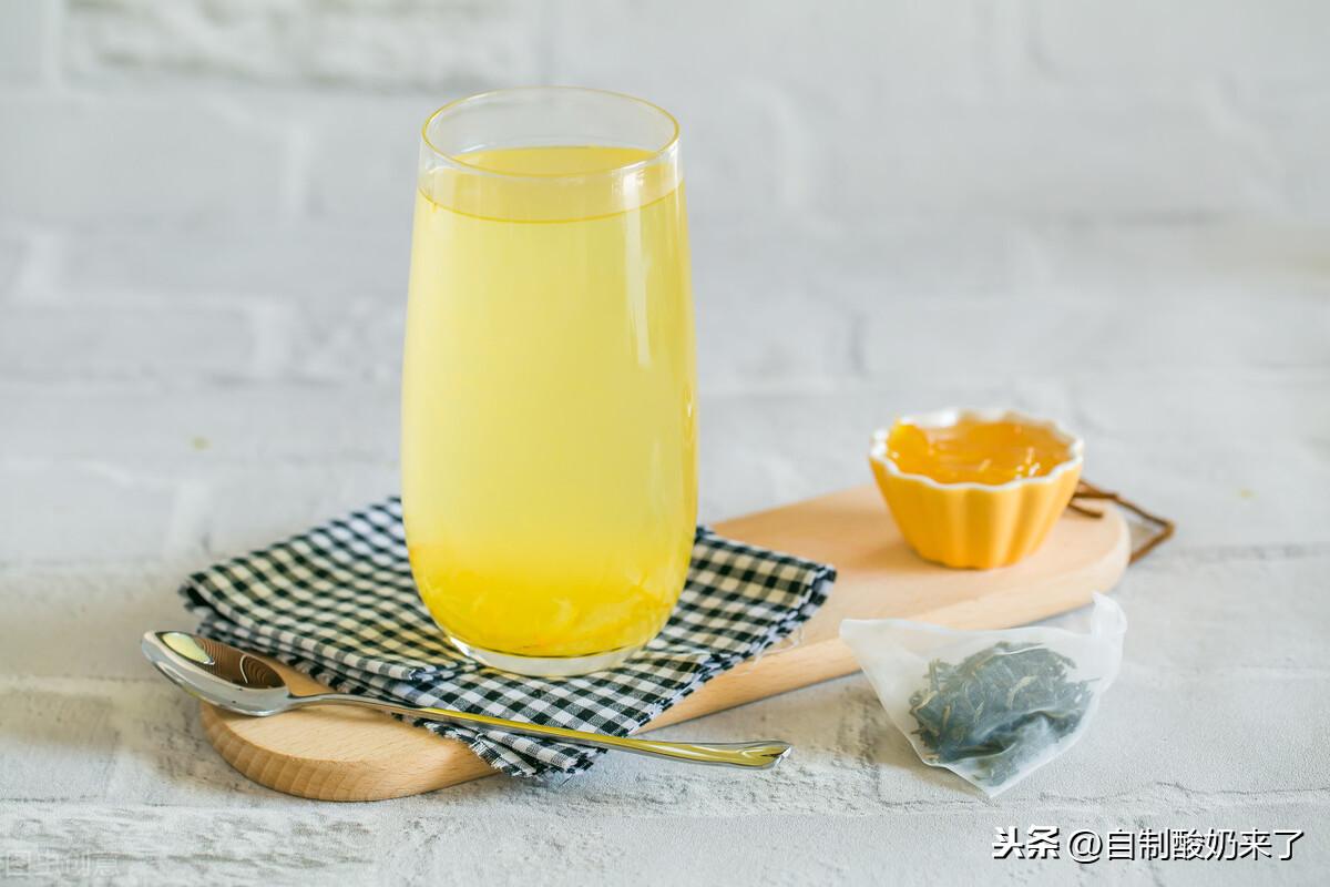 润肠降火,冬天就应该来点蜂蜜柚子茶