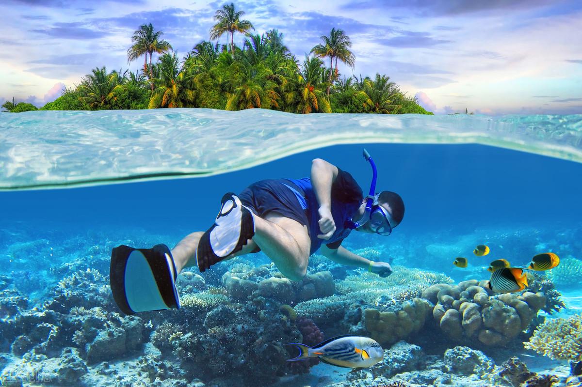 泰国最棒的4个潜水岛屿