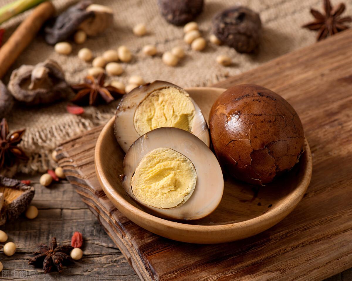 教您2種滷雞蛋的家常做法,沒有秘方,做法簡單入味,越嚼越香