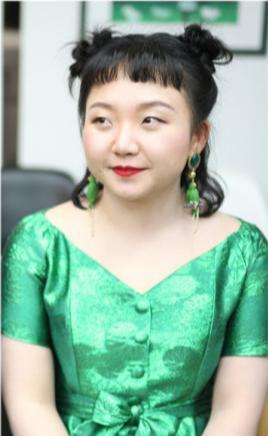 辣目洋子在《演员请就位》备受好评,爱笑的女孩,运气都不会差