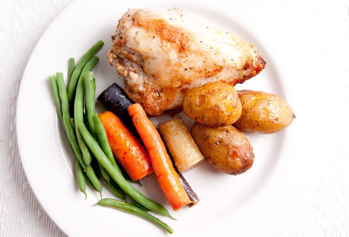 一周减脂餐食谱,每天不重样,一个月可以瘦10斤 减肥菜谱 第4张
