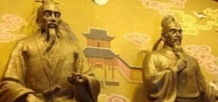 中国历史上神秘的5个人,鬼谷子第三,第一毫无悬念