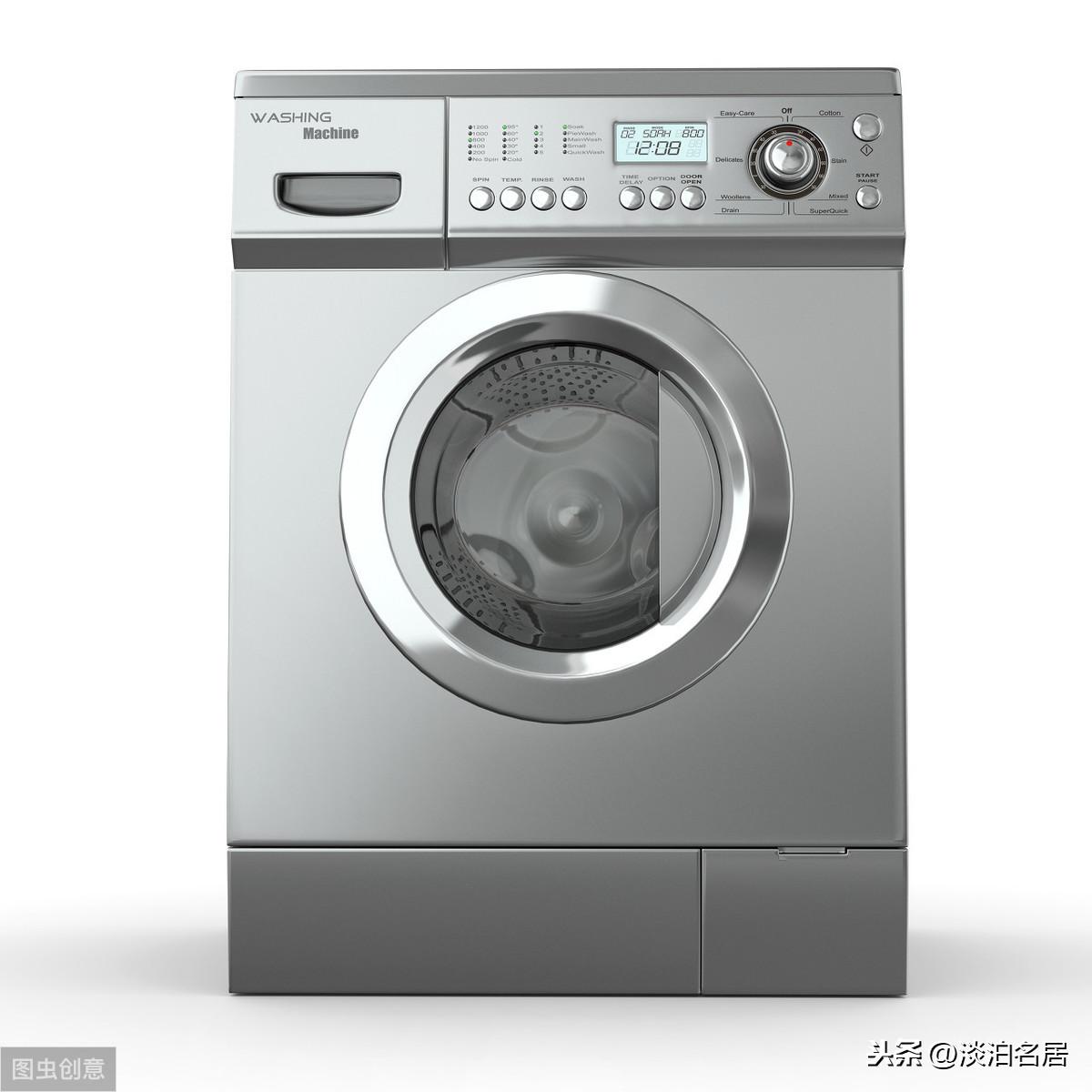 滚筒洗衣机怎么清洗污垢 滚筒洗衣机怎么拆洗内桶