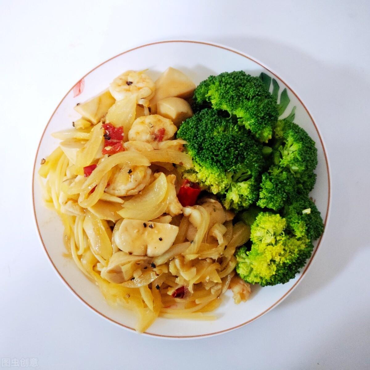 科学的减脂餐,牢记3个原则!附:一日三餐减肥食谱 减肥菜谱 第2张