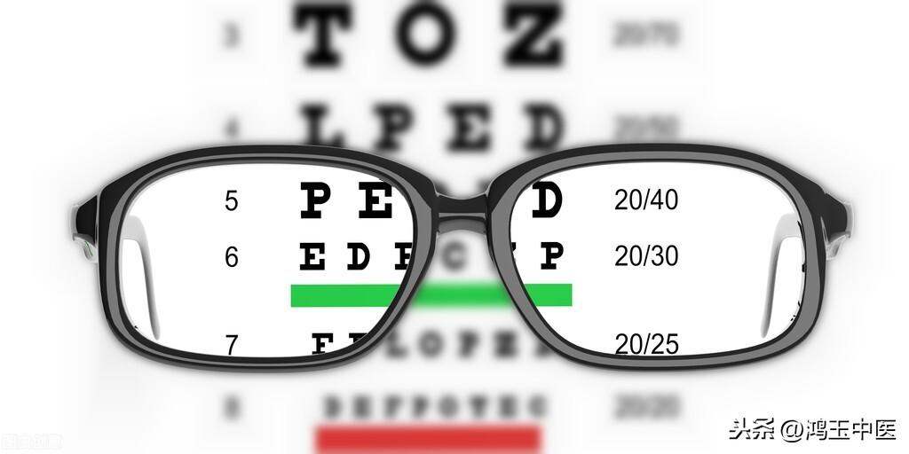 用眼过度、视力下降,怎么办?推荐中医明目茶配合穴位按摩