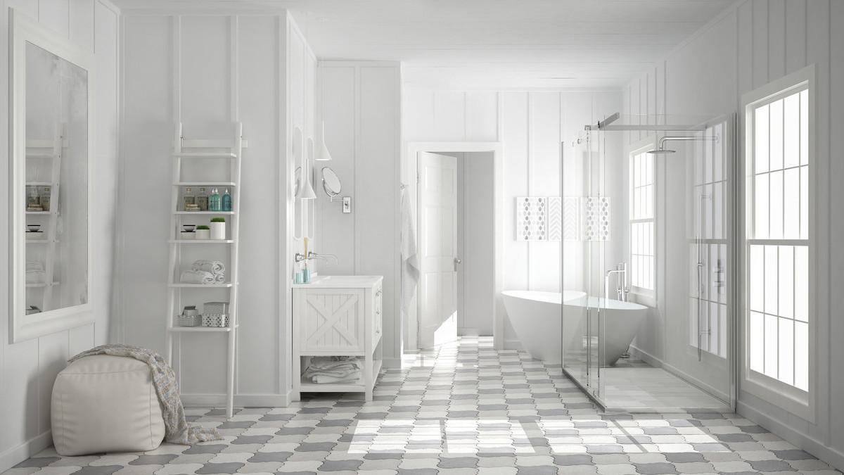 卫生间巧改造,局部翻新也能玩出新花样