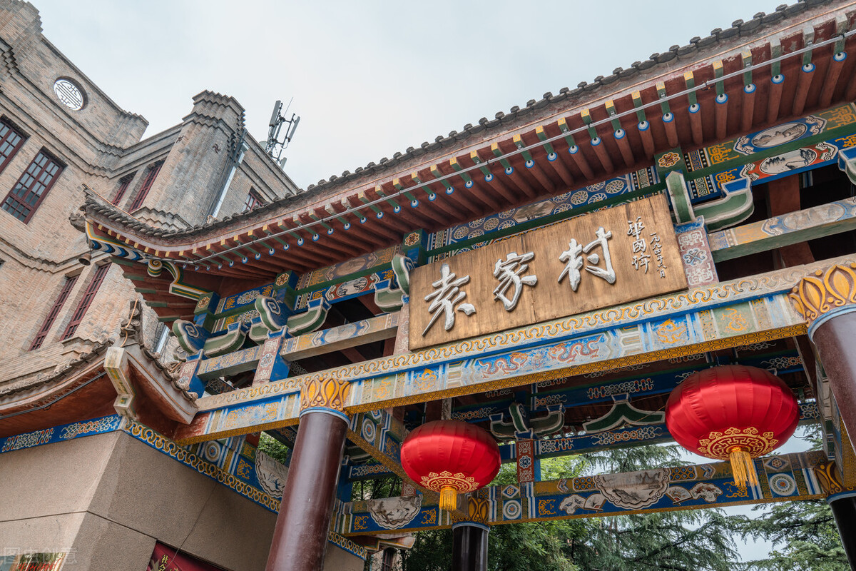 八百里秦川——陕西关中地区旅游景点介绍