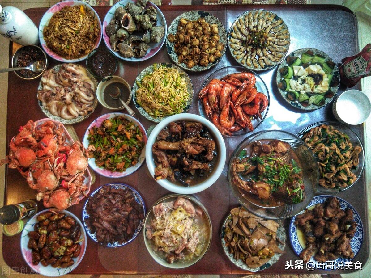 2021春节凉菜清单,比满桌鱼肉受欢迎,10道图解,简单易学 食材宝典 第1张