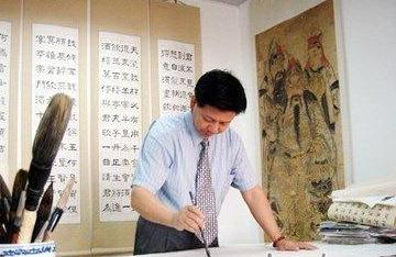 曾祥裕风水团队 考察了深圳赤湾天后宫