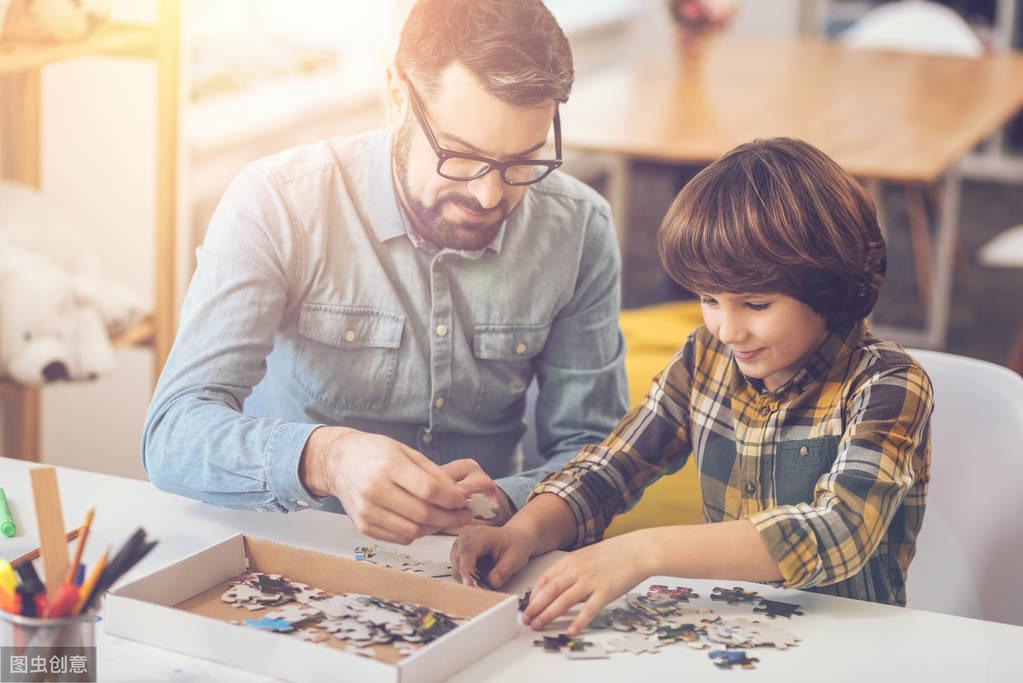 和孩子一起成长,区分彼此的界限使父母和孩子更幸福