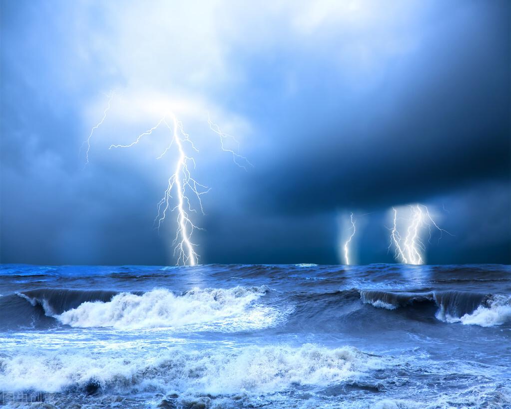 雷电产生负离子,雷以后空气特别清新