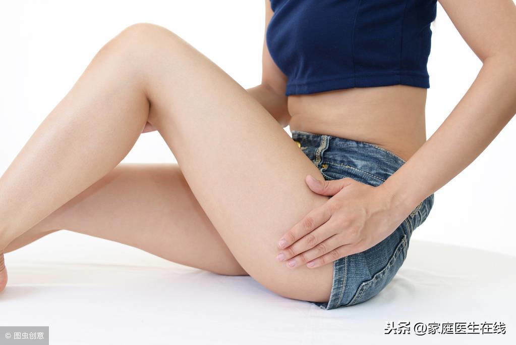 大腿粗怎么瘦?5个瘦腿好方法,需要的快收藏!