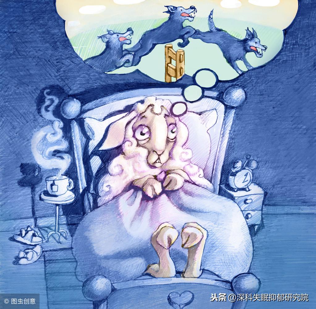 80%的失眠与精神心理有关,六个公认导致失眠的心理暗示!