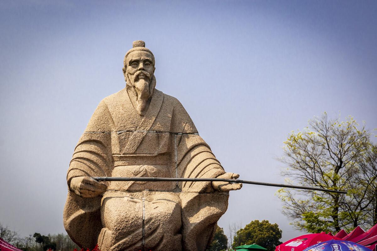 封神榜都看过,但姜子牙在哪钓鱼,知道么?陕西这个景区还原历史