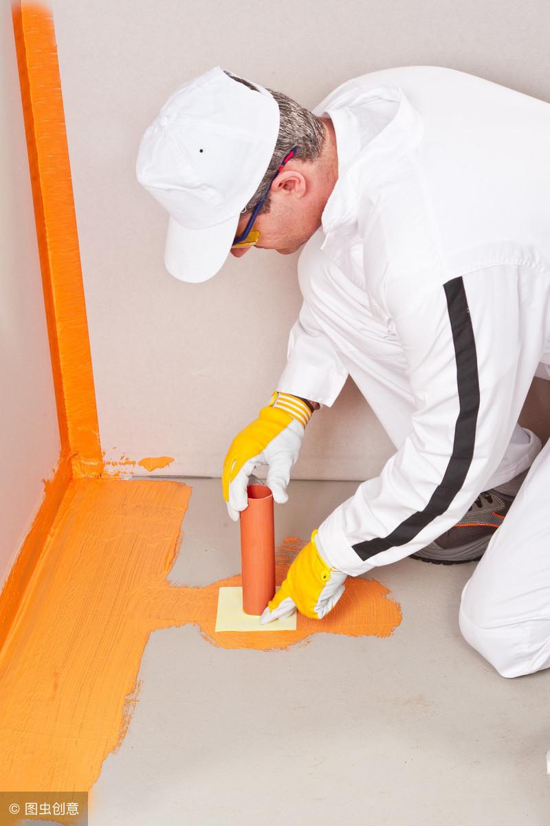 防水材料及施工工艺科普