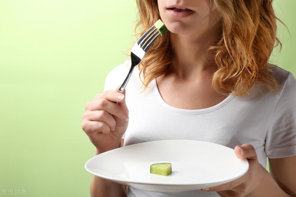 节食无法减肥!4个方法减掉多余脂肪,让你真正瘦下来 减肥菜谱 第2张