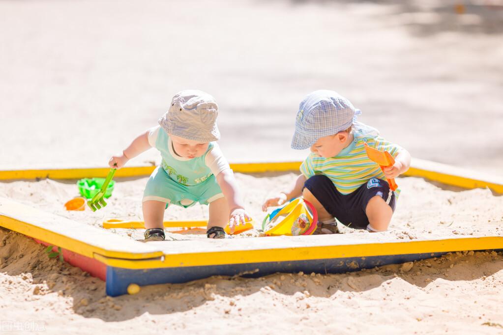 沙坑里的儿童心理学,作为父母,都应该走进去感受下