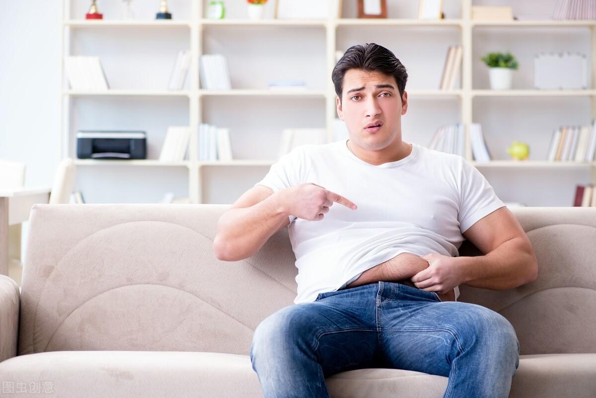 中年男性肚腩该怎么减?谨记这5个要点,助你轻松摆脱肚腩