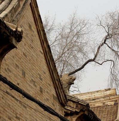 曾祥裕:河南寨卜昌村人文内涵和建筑风格 展现中原文明魅力