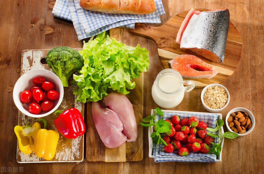 想要吃得健康,均衡营养很关键 饮食健康 第2张
