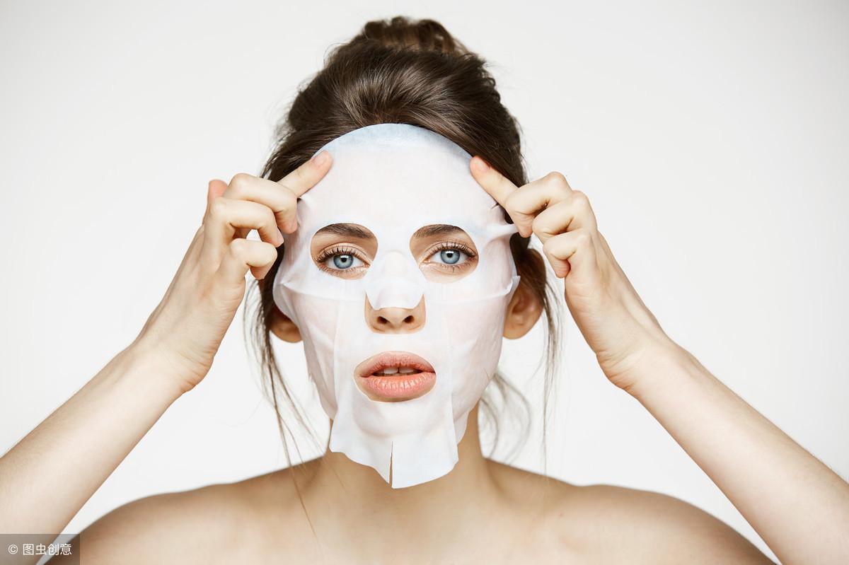"""能让皮肤迅速白嫩的面膜,可能含有""""皮肤鸦片"""""""