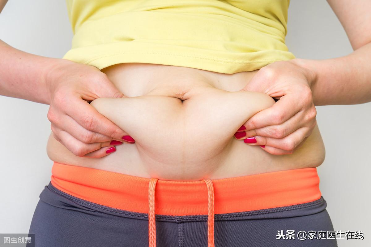 """四肢纤瘦,却有个""""大肚子""""?4个运动帮你瘦肚腩"""
