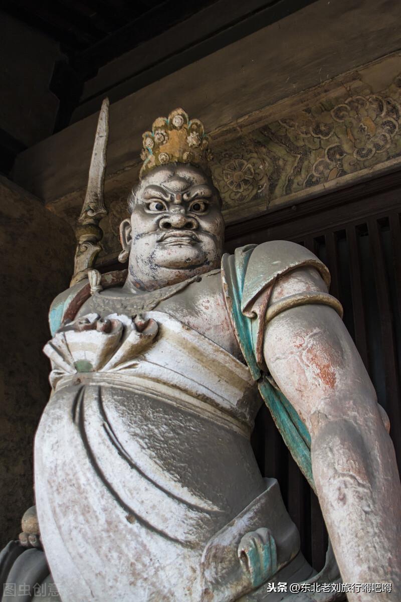 不懂佛教人游览寺庙小知识,到寺庙看啥?大致的布局是什么样的?