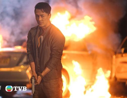 TVB为《使徒行者3》开播预热,网友力撑林峯夺视帝宝座