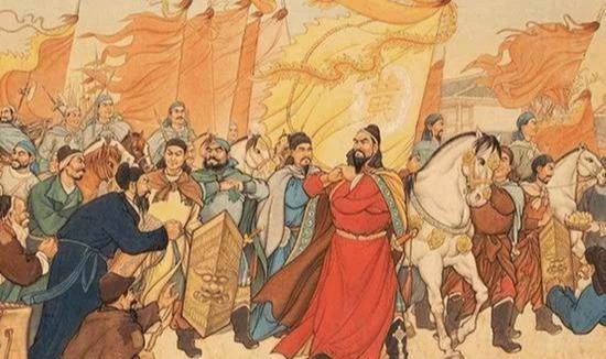 中国历史上唯一打败所有外敌的朝代, 却因太有钱走向灭亡
