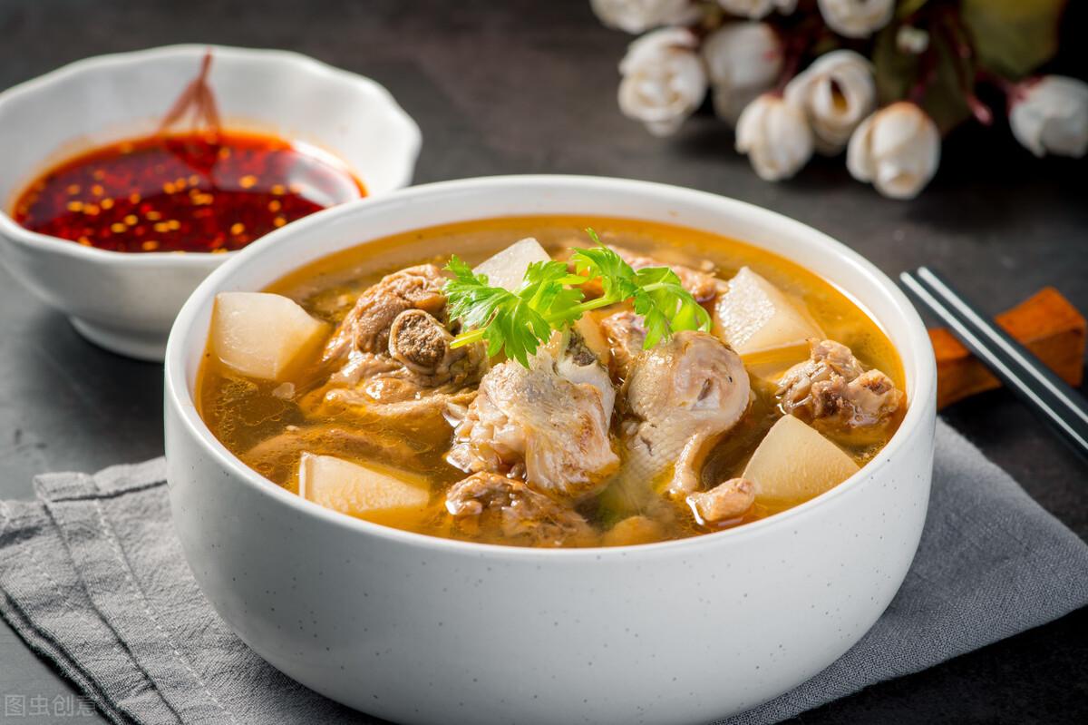 秋季进补看这里,15例家庭版清肺润燥养生汤