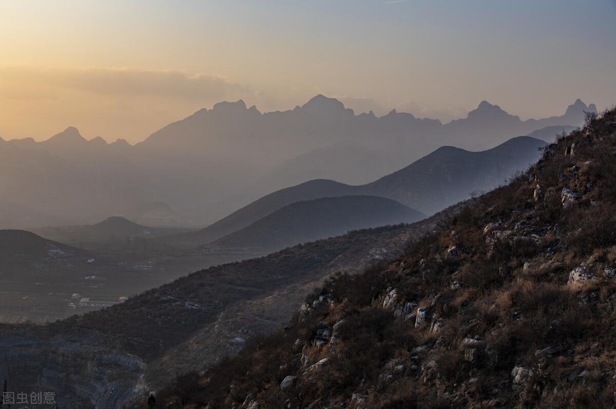 「行走陕北」月宫山 追寻诗和远方的幽境
