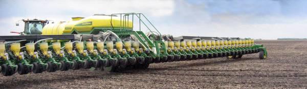 图赏 | 一次看个够!国内外先进的大型农业机械都在这里了!