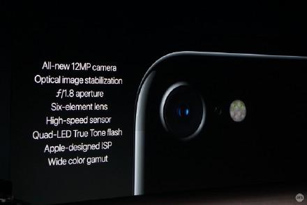 iPhone 7 总算来啦!市场价 5388 元起 9 月 16 日发售